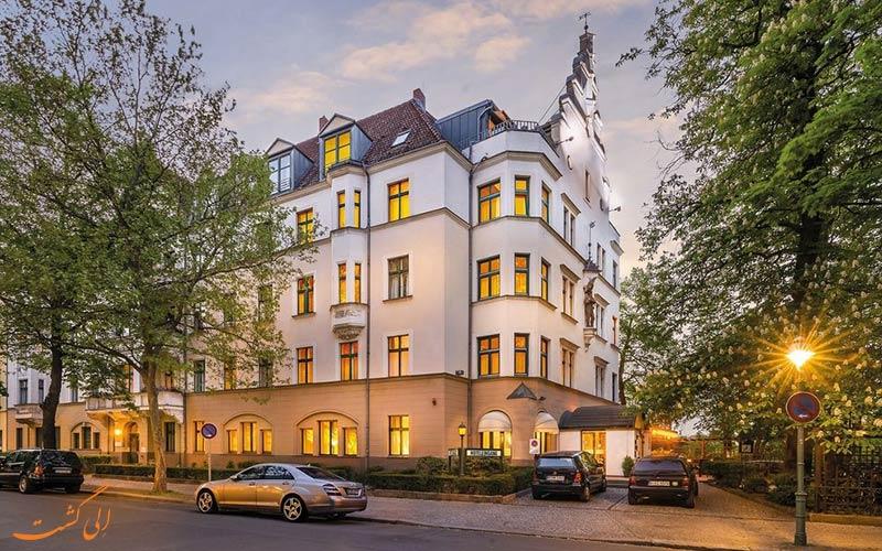 هتل نووُم برلین Novum Hotel Kronprinz Berlin
