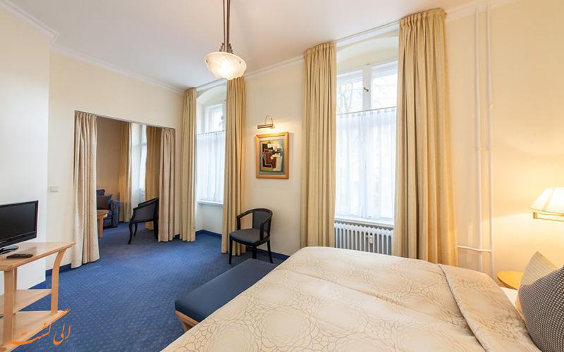 انواع اتاق های هتل نووُم برلین