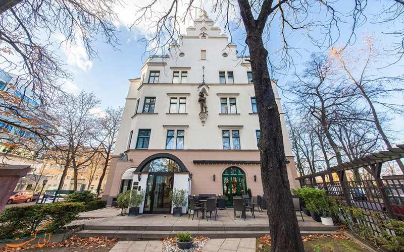 Novum Hotel Kronprinz Berlin-eligasht.com باغ هتل