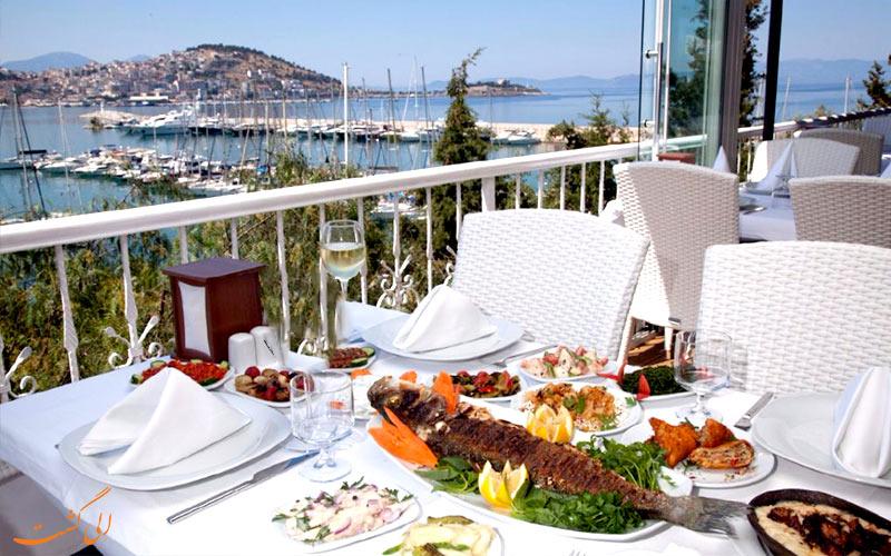 Oksa-Marina رستوران اوکسا مارینا