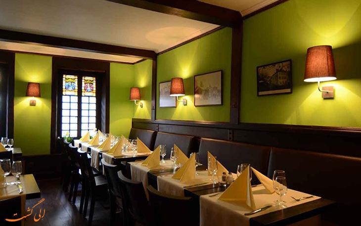 رستوران پینته بیستون