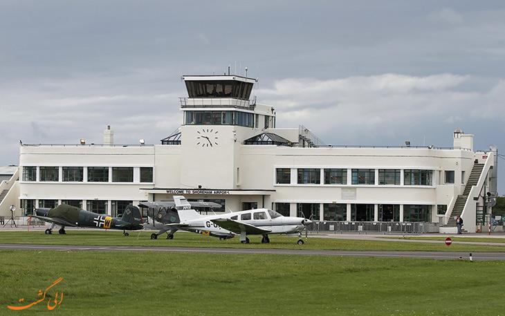 فرودگاه شورهام انگلیس