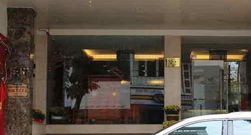 هتل سانووا هو شی مین