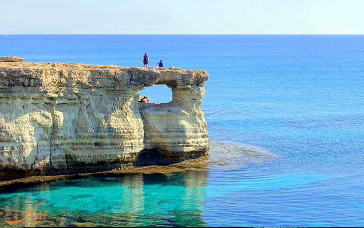غارهای دریائی