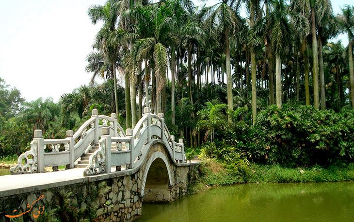 باغ گیاه شناسی گوانجو
