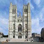 کلیسای سنت میشل، از دیدنی های بروکسل