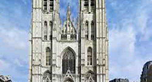 کلیسای سنت میشل در بروکسل