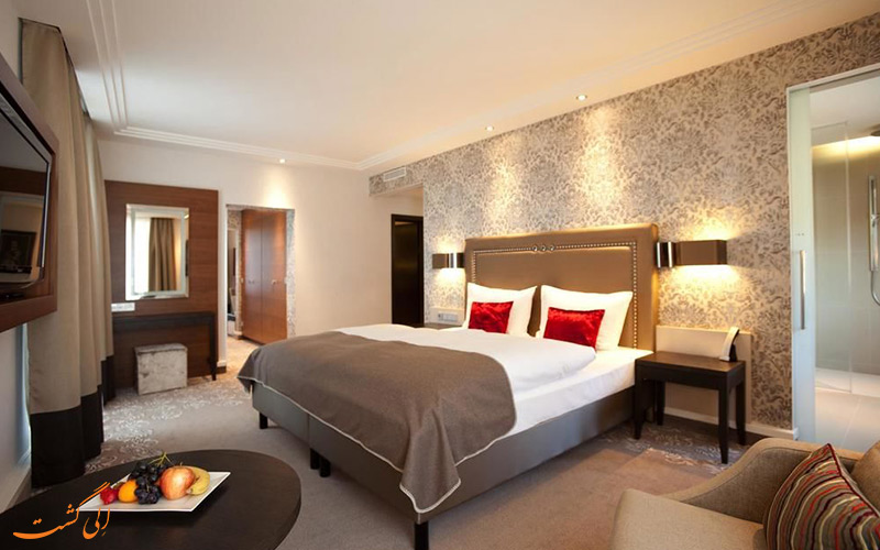 انواع اتاق های هتل استیگن برگر آوگسبورگ