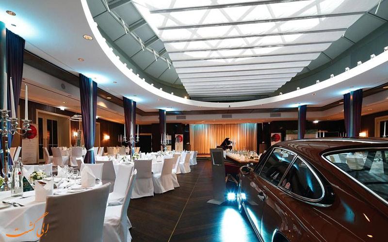 خدمات رفاهی هتل استیگن برگر آوگسبورگ