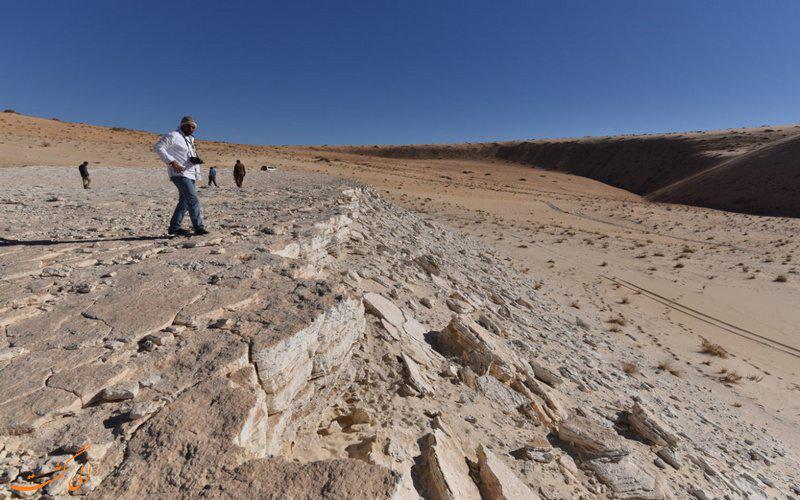 کشف رد پای 85 هزار ساله در تابوک