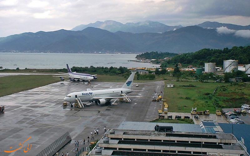 اطلاعات فرودگاه بین المللی تیوات