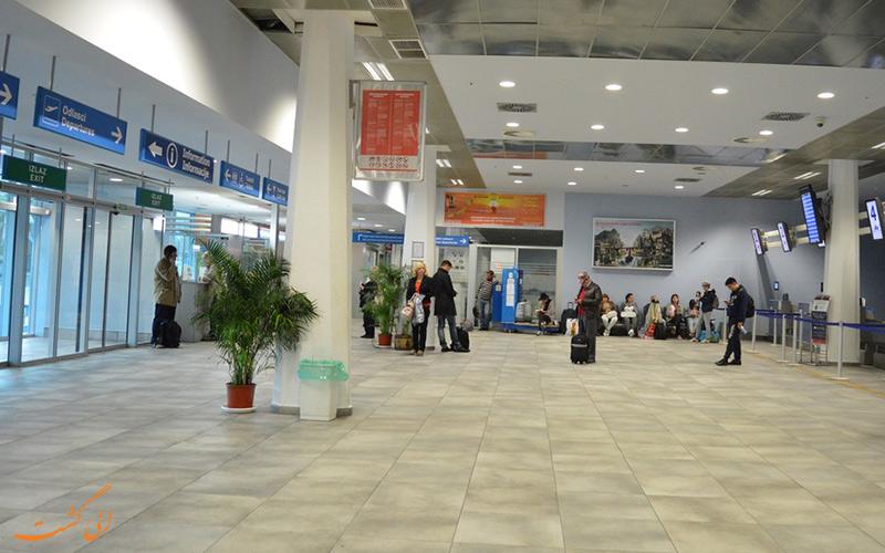ترمینال های فرودگاه بین المللی تیوات