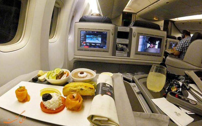 مختصری از تاریخچه ی شرکت هواپیمایی ترکیش ایرلاینز