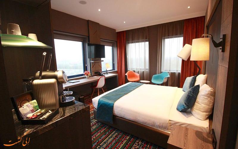 امکانات اتاق های هتل بست وسترن پریمیر کوچر آمستردام