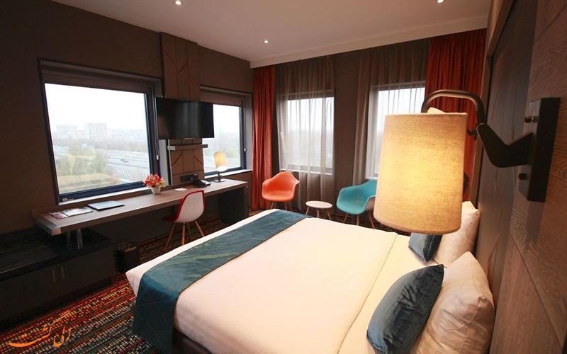 انواع اتاق های هتل بست وسترن پریمیر کوچر آمستردام