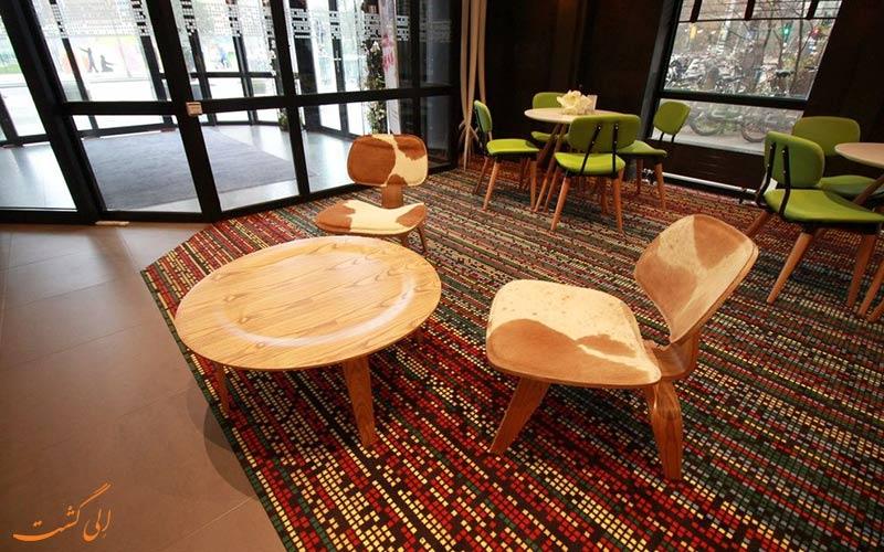 هتل بست وسترن پریمیر کوچر آمستردام- لابی