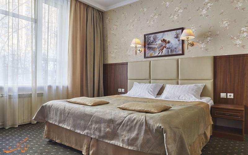 هتل 3 ستاره سوکول در مسکو