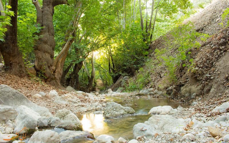 محوطه آبشار یاسوج