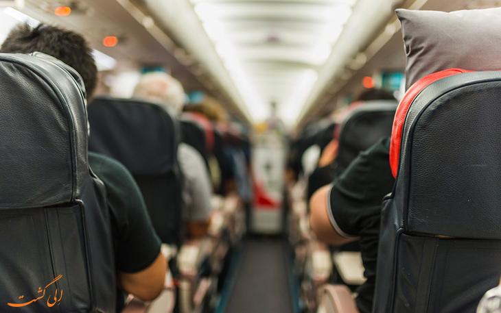 مسافران هواپیما