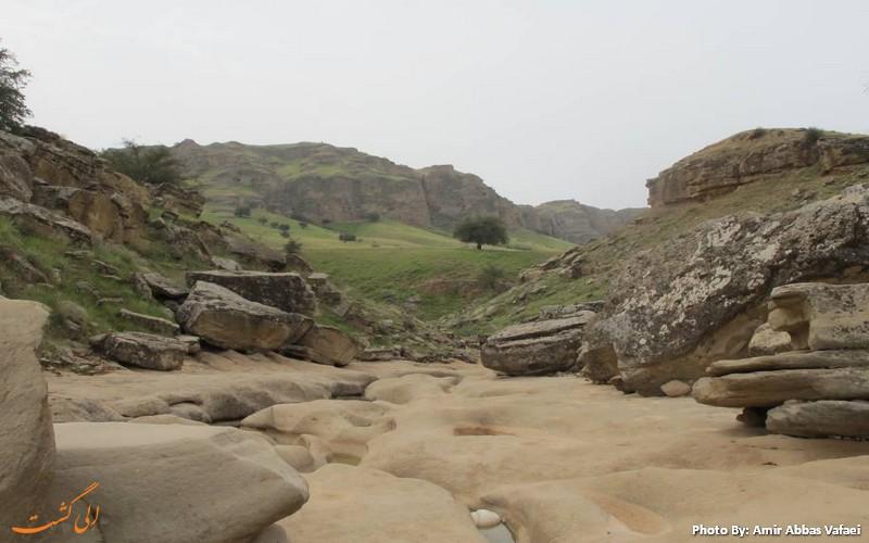 منطقه کول خرسون - عکس از امیرعباس وفائی