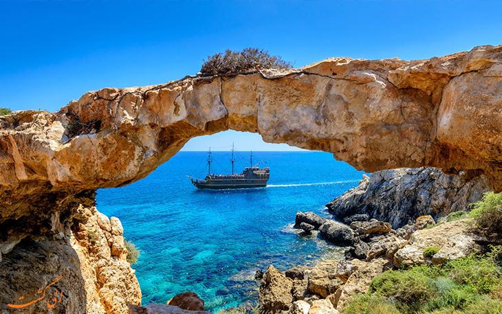 غارهای دریایی