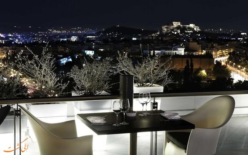 هتل هیلتون در آتن یونان