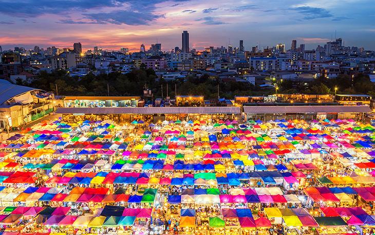 راهنمای مسافرتی به بانکوک