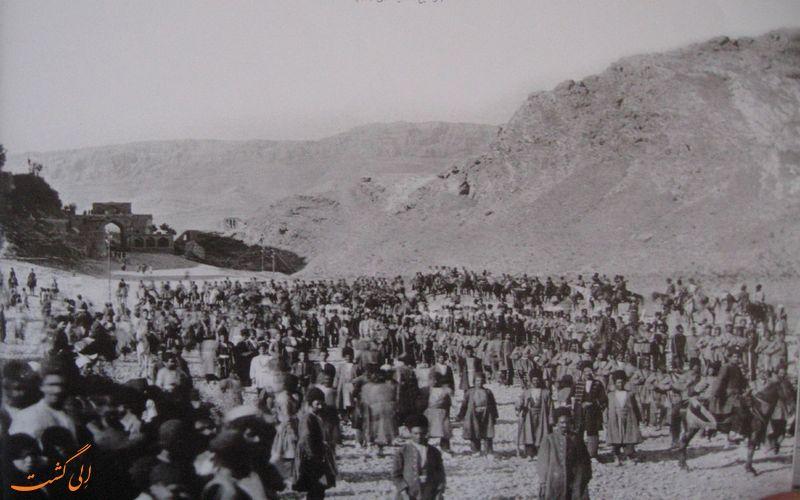 قدیمی ترین عکس های دروازه قرآن