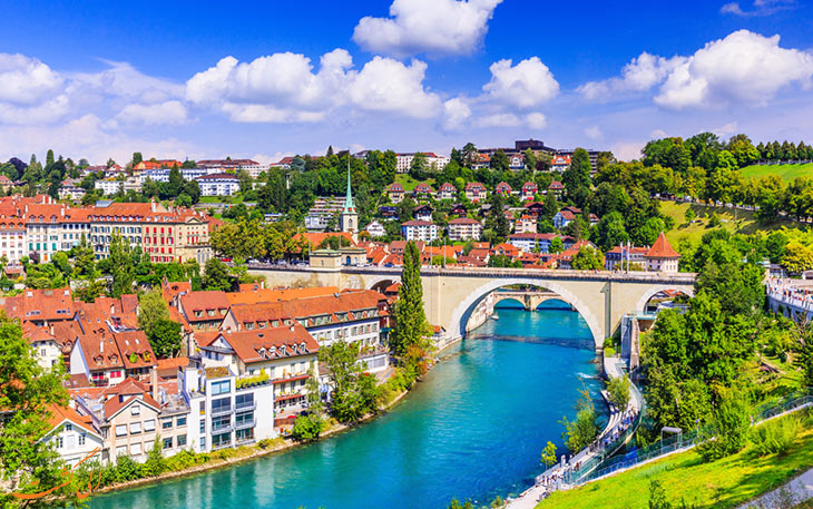 شهر برن سوئیس
