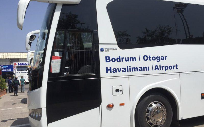 اتوبوس هاواتاش بدروم