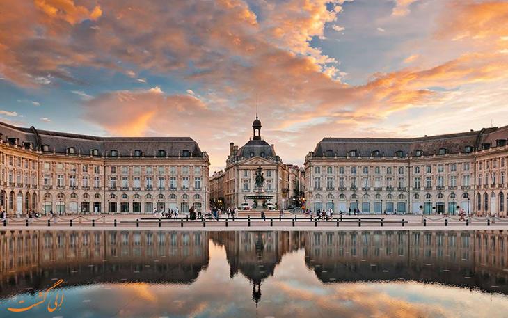 شهر بوردو فرانسه