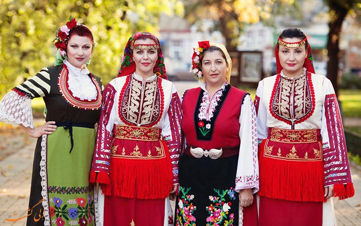 مردم بلغارستان