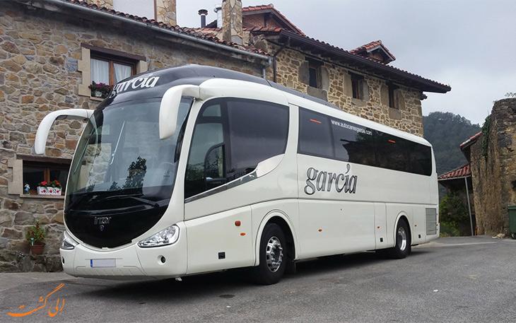 اتوبوس بیلبائو
