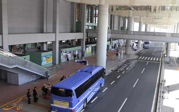 اتوبوس فرودگاه کانسای
