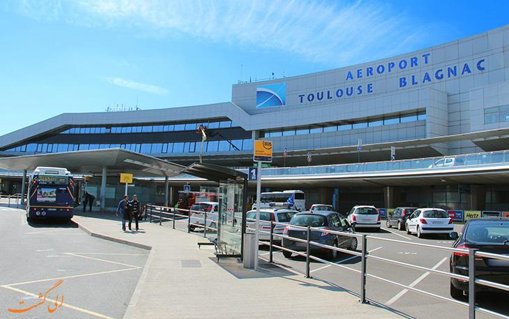 حمل و نقل فرودگاه تولوز