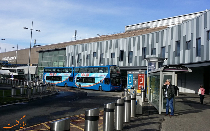 اتوبوس ادینبورگ