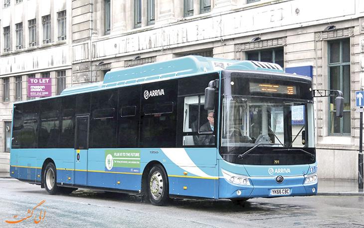 اتوبوس لیورپول