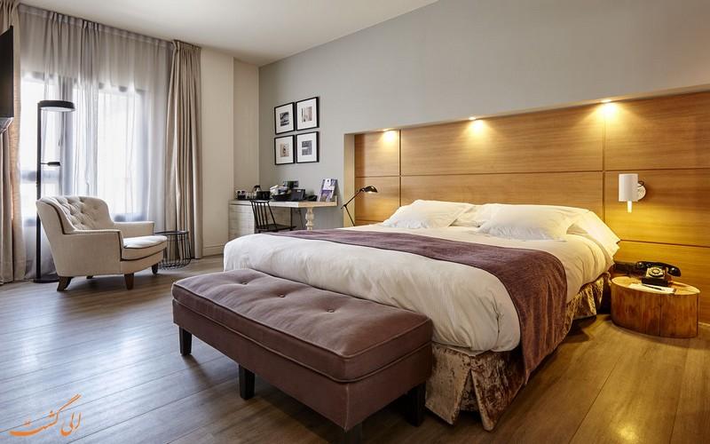 هتل کاتدرال در بارسلونا اسپانیا