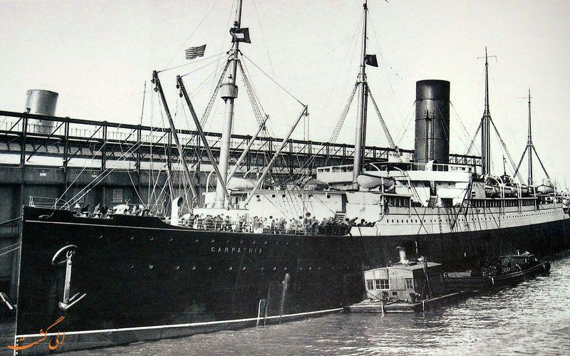 کشتی RMS کارپاتیا