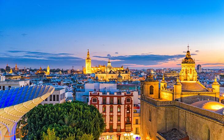 سویل اسپانیا