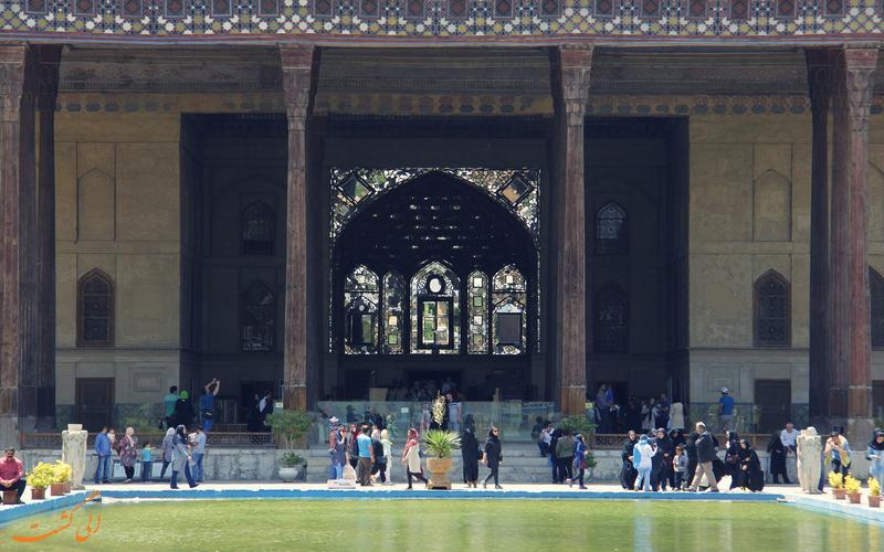 کاخ موزه چهلستون