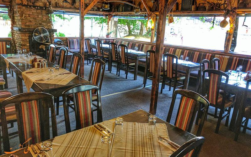 معروف ترین رستوران های وارنا