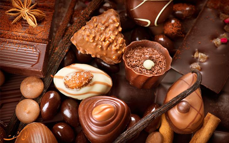 شکلات سوئیسی