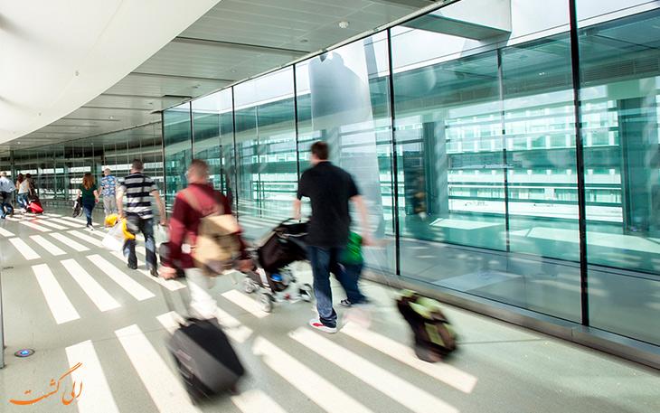 فرودگاه دوبلین