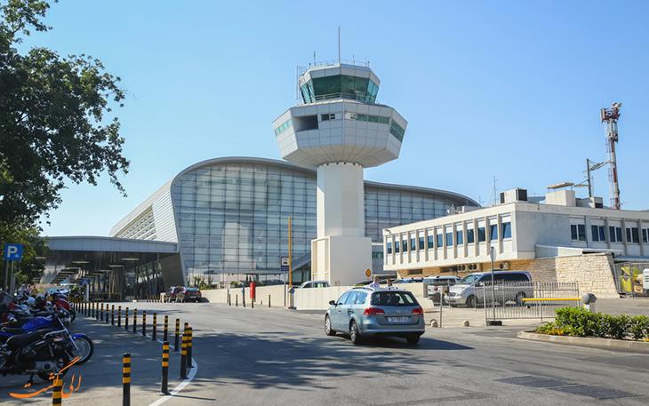 حمل و نقل فرودگاه دوبرونیک