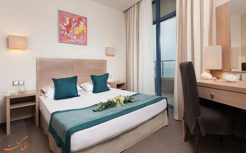 هتل 4 ستاره آزالیا وارنا