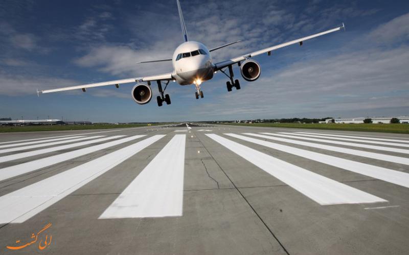 فرود در شرایط اظطراری هواپیما