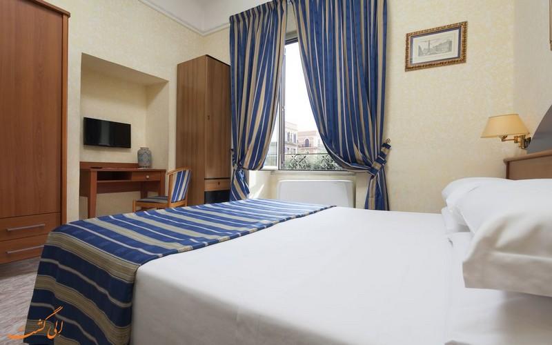 هتل 3 ستاره کندی رم