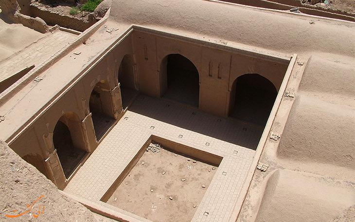 مسجد جامع فهرج در یزد
