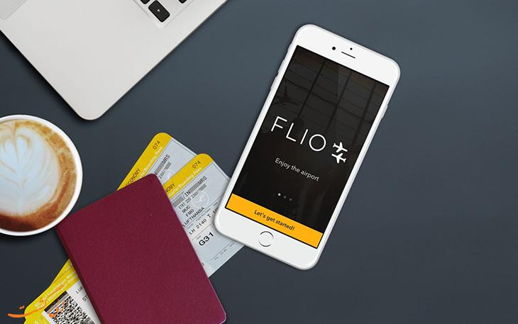 اپلیکیشن های پرواز و سفر